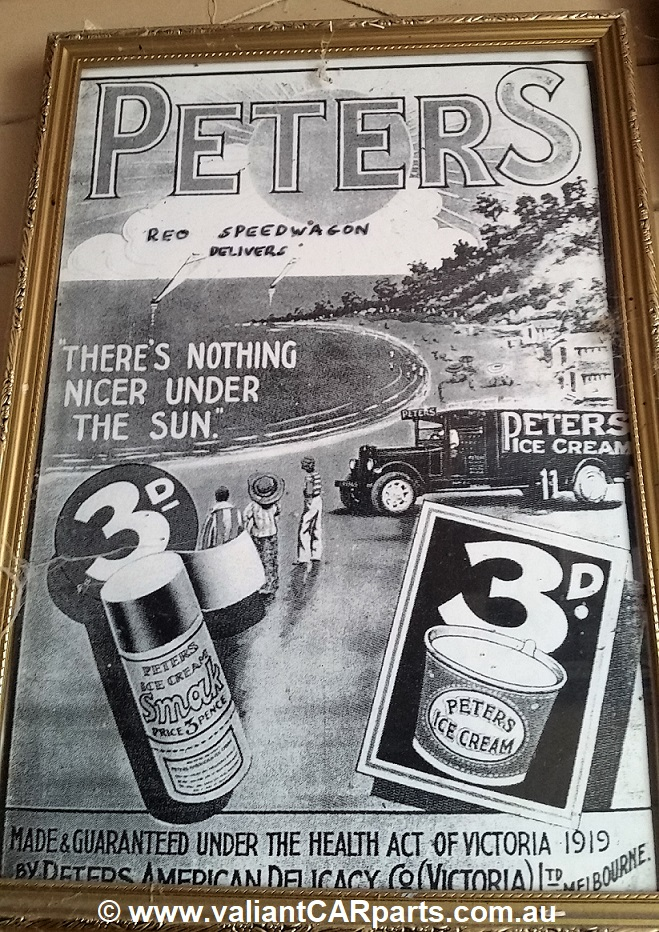 1920s_REO_Speedwagon_AD_Peters_Ice_Cream_Australia