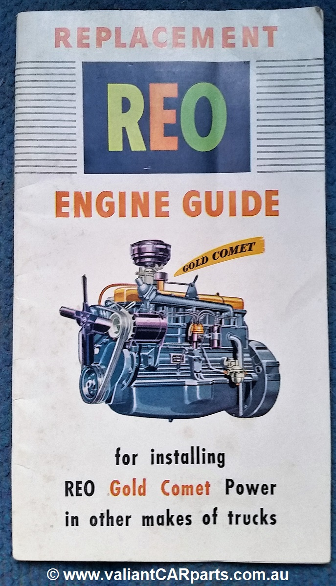 1950s_REO_replacement_Gold_Comet_Engine_Guide_book