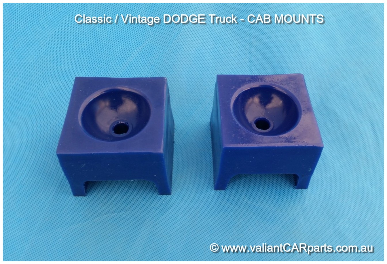 Australian_DODGE_Truck_Main_CAB_MOUNTS_PAIR_IH_Truck_AT4-D5N