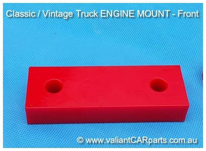 Australian_International_Harvester_Front_Centre_Engine_MOUNT_Large_Insulator_IH_Truck__6-281_6-282_AB-C-D_Series_C1100-D1110