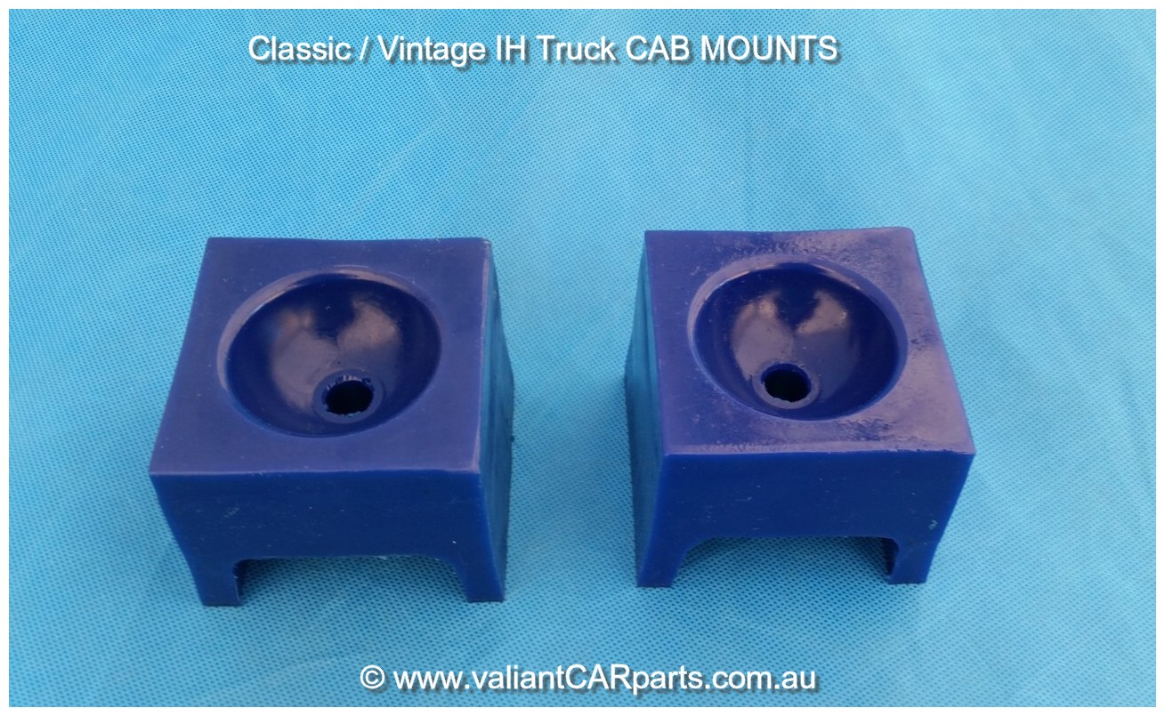 Australian_International_Harvester_Main_CAB_MOUNTS_PAIR_IH_Truck__6-281_6-282_AB-C-D_Series_C1100-D1110