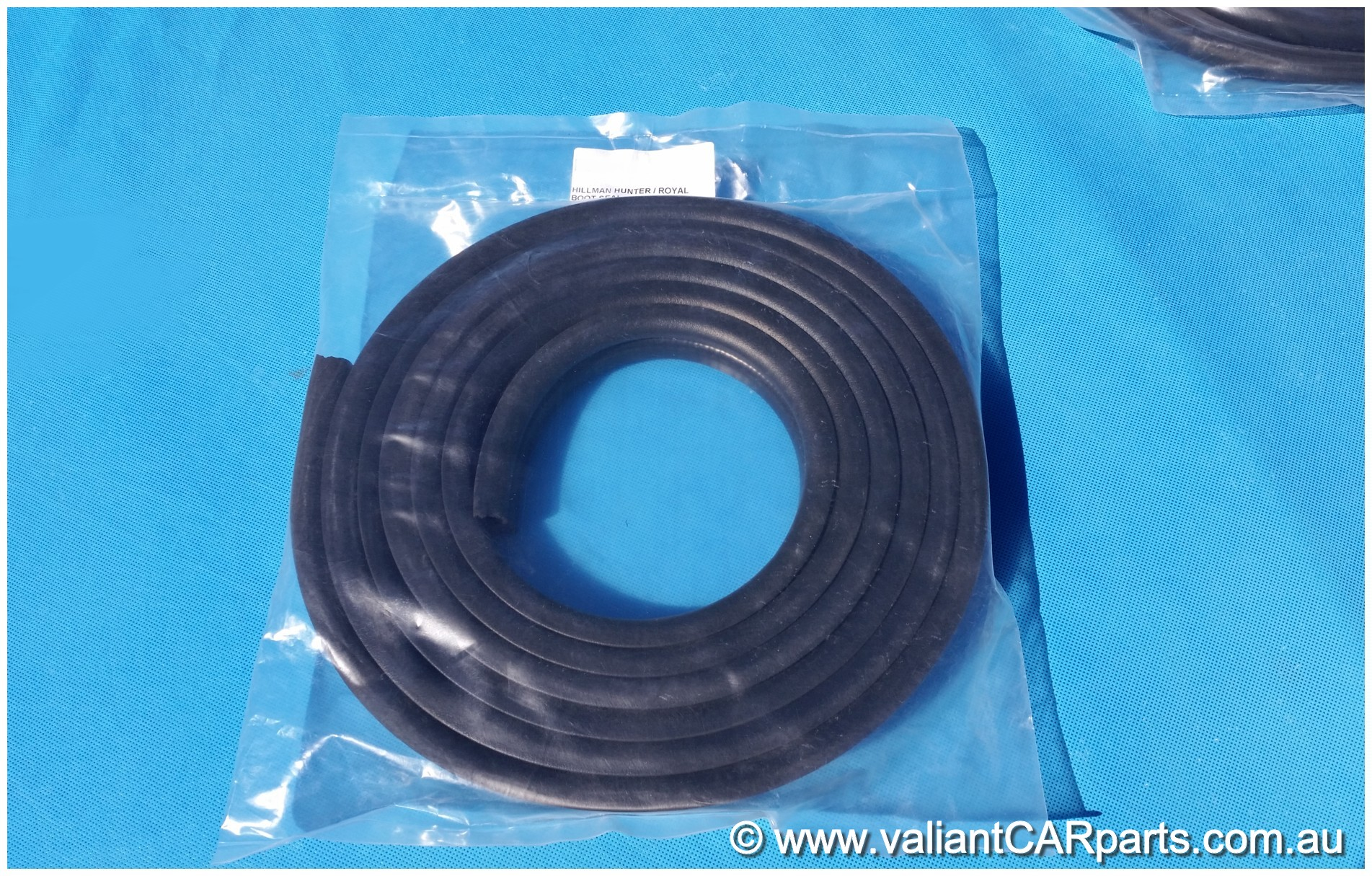 Hillman_HUNTER_SEDAN_Rubber_BOOT_SEAL_TRUNK_DECKLID_Weatherseal_incl_HB-HC-HE
