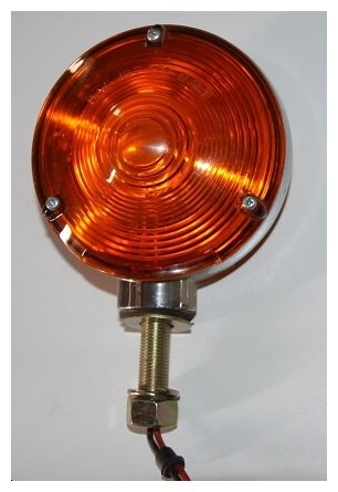 IH_C-D_Line_Side_indicator_light_assy_SS_Double_amber_lens_Chrome_die_cast_housing_90mm_dia