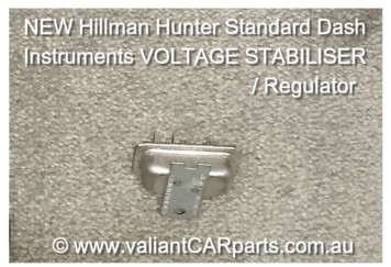 NEW_Hillman_Hunter_Dash_Instruments_VOLTAGE_STABILISER_Regulator